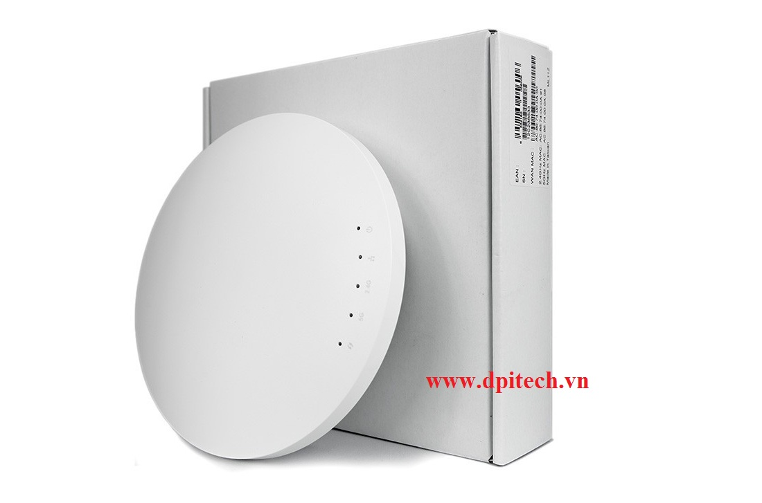 Open-Mesh MR1750 Dual Band 802.11ac Access Point (1750 Mbps)